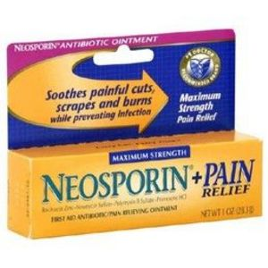 Neosporin Plus Pain Relief Maximum Strength Antibiotic/Pain Relieving Ointment