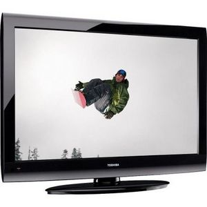 Toshiba - 37 in. HDTV LCD TV