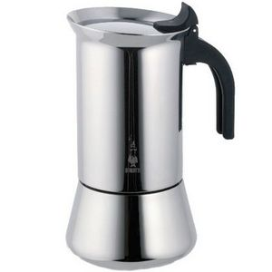 Bialetti Venus 6-cup Stainless Steel Espresso Machine