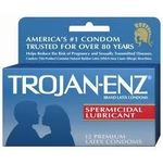 Trojan Spermicidal Condoms