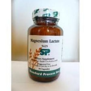 Standard Process Magnesium Lactate