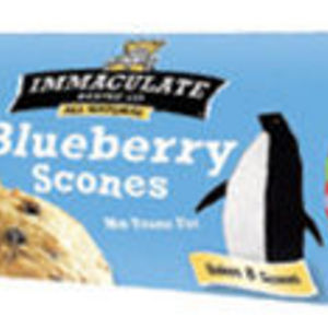 Immaculate Baking Co. Wild Blueberry Scones