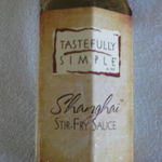 Tastefully Simple Shanghai Stir-Fry Sauce