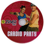Zumba Fitness Cardio Party Workout
