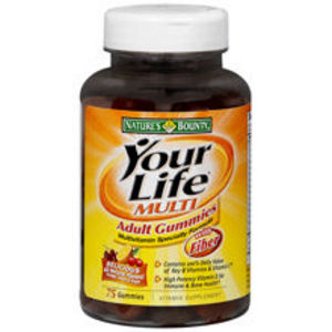 Nature's Bounty Your Life Multi Adult Gummies