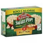 Orville Redenbacher - Smart Pop Gourmet Pop Corn