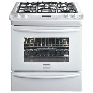 Frigidaire Slide-In Gas Range