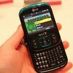 LG - Remarq Cell Phone