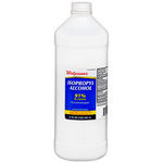Walgreens Isopropyl Alcohol 91% 32oz bottle