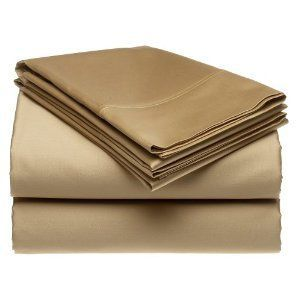 Rensaissance 600 Thread Count 100% Cotton Sateen Sheet Set  by Elite Home