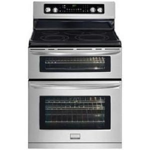 Frigidaire Gallery Freestanding Electric Double Oven Range