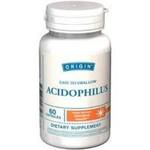 Origin for Women Acidophilus Capsules