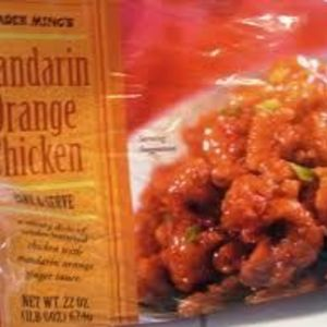Trader Ming's Mandarin Orange Chicken