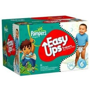 Pampers Easy Ups Trainers Boys