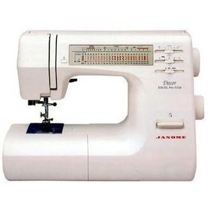 Janome Decor Excel Pro Mechanical Sewing Machine