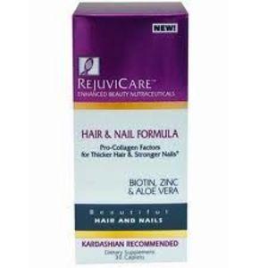 Rejuvicare Hair & Nail Formula