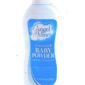 Angel of Mine Cornstarch Baby Powder