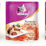 Whiskas Whiskas Purrfectly Chicken