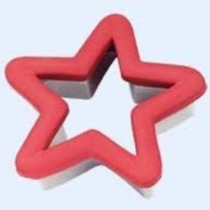 Wilton Comfort Grip Star Cookie Cutter