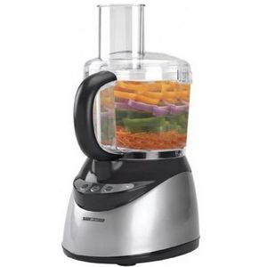 Black & Decker Textured Series 10-Cup Food Processor