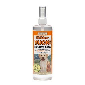 NaturVet Bitter Yuck! No Chew Spray (16 oz.)