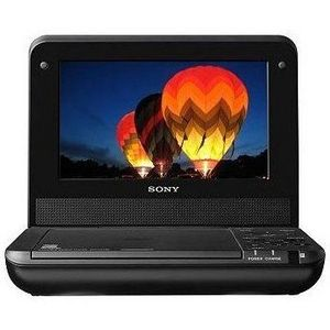 Sony DVP- in. Portable DVD Player