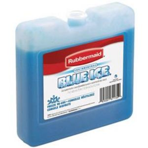 Rubbermaid Blue Ice