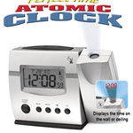 Perfect Time - Atomic Projection Clock