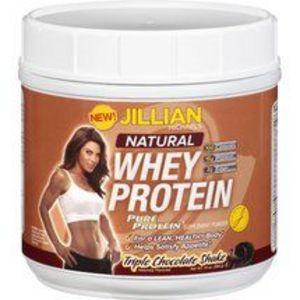 Worldwide Sport Jillian Michaels Natural Whey Protein Triple Chocolate Shake