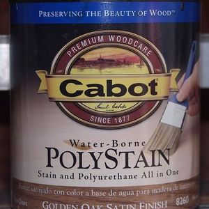 Cabot Water-borne PolyStain