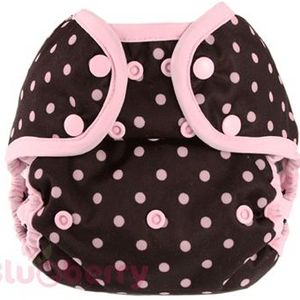 Blueberry Coveralls Cloth Diaper Cover