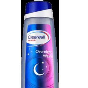 Clearasil Ultra Overnight Wash