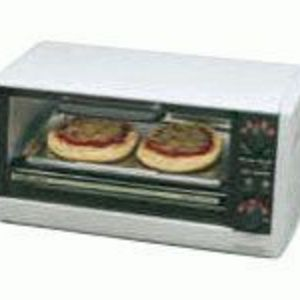 Black & Decker 2-Slice Convection Toaster Oven