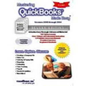 TeachUComp, Inc. Mastering QuickBooks Made Easy - v. 2007 through 2003