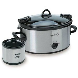 Crock-Pot Cook & Carry 6-Quart Slow Cooker