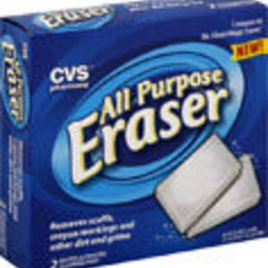 CVS All Purpose Eraser
