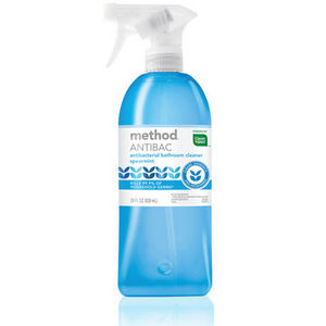 Method Antibac Antibacterial Bathroom Cleaner
