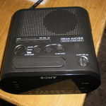Sony - Sony Dream Machine Alarm Clock Radio