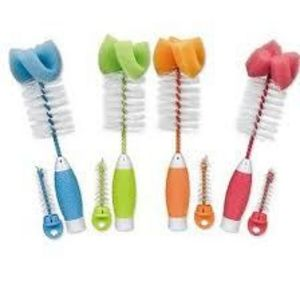 Munchkin Bottle & Nipple Brush