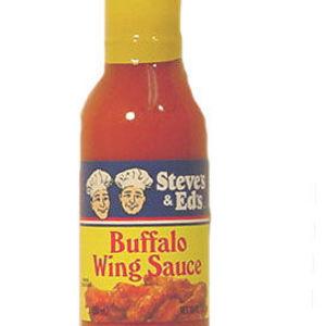 Steve & Ed's Buffalo Wing Sauce
