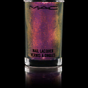 MAC Mean & Green Nail Polish from Venomous Villains Collection
