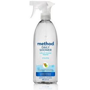 Method Daily Shower Natural Shower Cleaner