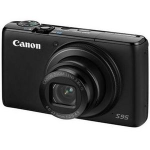 Canon - PowerShot S95 Digital Camera