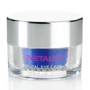 Serious Skincare Eyetality Total Eye Care Evening Cream