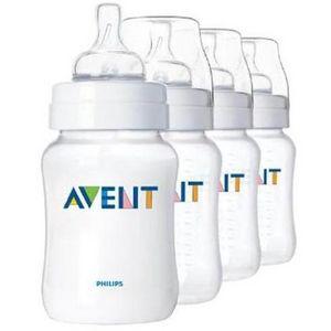Philips Avent BPA-Free Polypropylene Baby Bottles