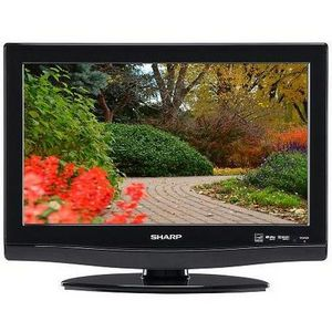Sharp - in. LCD TV