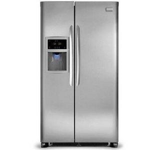 Frigidaire Side-by-Side Refrigerator FRS6HF55KW FRS6HF55KB