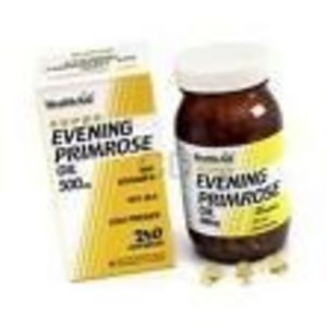 Vitamin World Evening Primrose Oil 1000mg