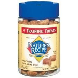 Nature's Recipe Training Treats