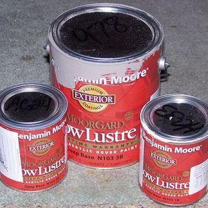 Benjamin Moore Moorgard Low Lustre Paint